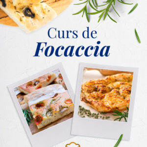 Curs de Focaccia a Barcelona | Cooking Area