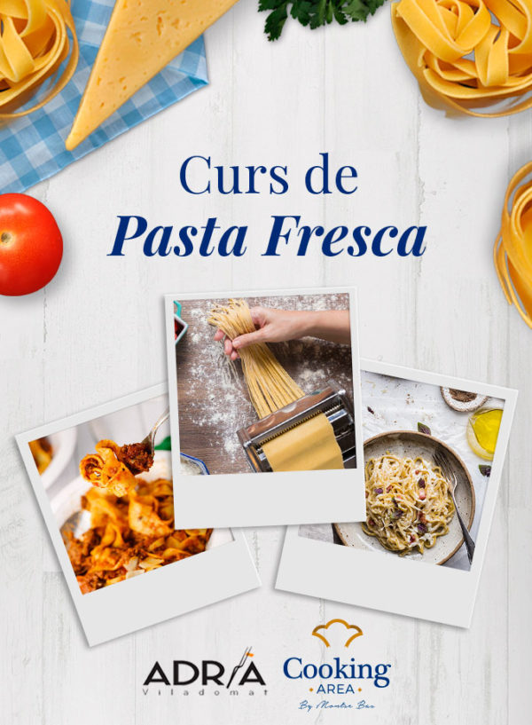 Curs de Pasta Fresca a Barcelona | Cooking Area
