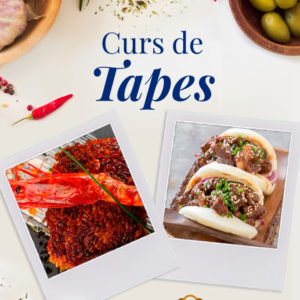 Curs de Tapes a Barcelona | Cooking Area