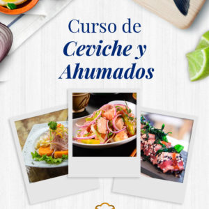 Curso de Ceviche y Ahumados en Barcelona | Cooking Area