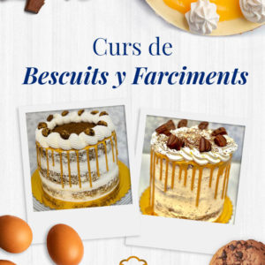 Curs de Bescuits i Farciments a Barcelona | Cooking Area