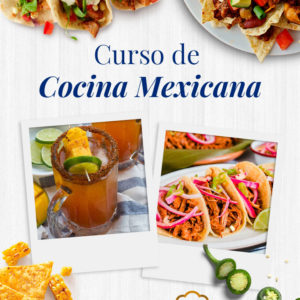 Curso de Cocina Mexicana en Barcelona | Cooking Area