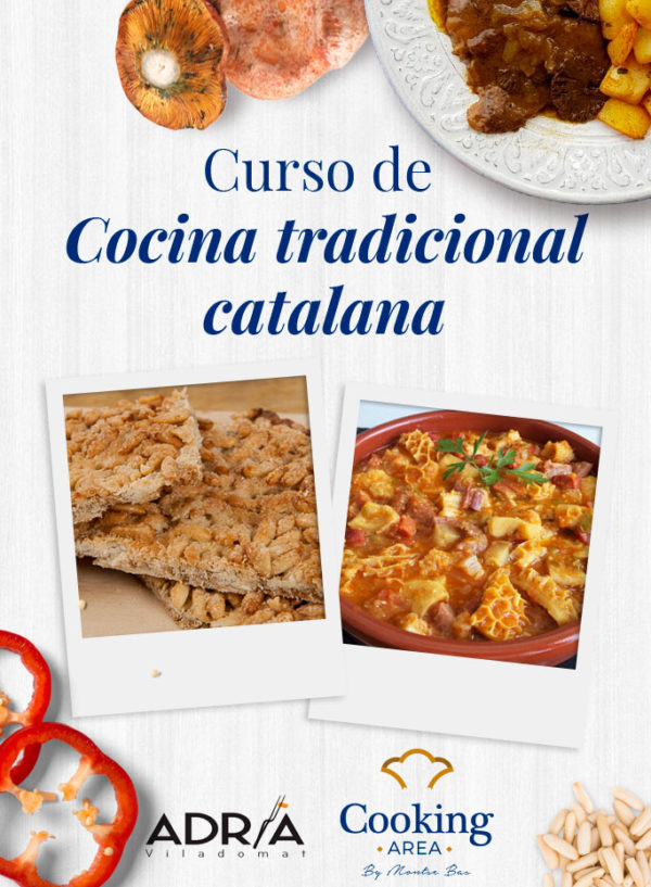 Curso Cocina Tradicional Catalana | Cooking Area