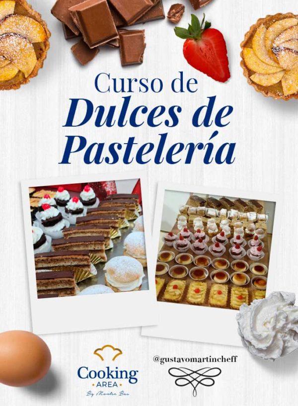 Curso de Dulces de Pastelería en Barcelona | Cooking Area