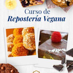Curso de Repostería Vegana en Barcelona | Cooking Area