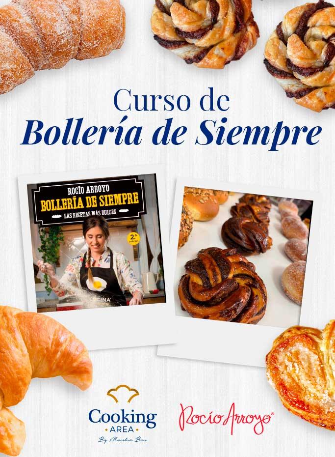 Curso de Bollería de siempre en Barcelona | Cooking Area
